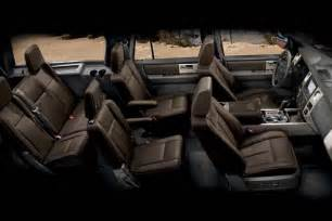 Ford Expedition Interior 2017 Ford Expedition King Ranch 174 Interior In Mesa Brown