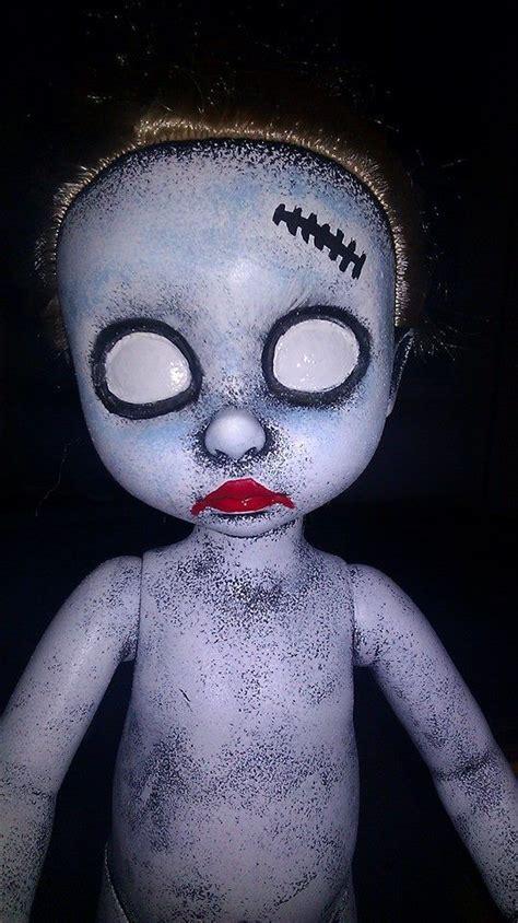 haunted doll frieda pin by megan loss on holidays