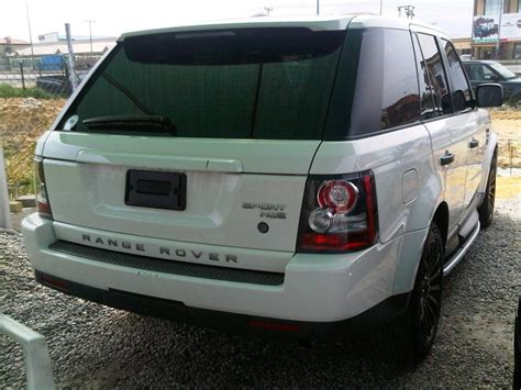 2010 white range rover for sale range rover 2010 for sale white autos nigeria