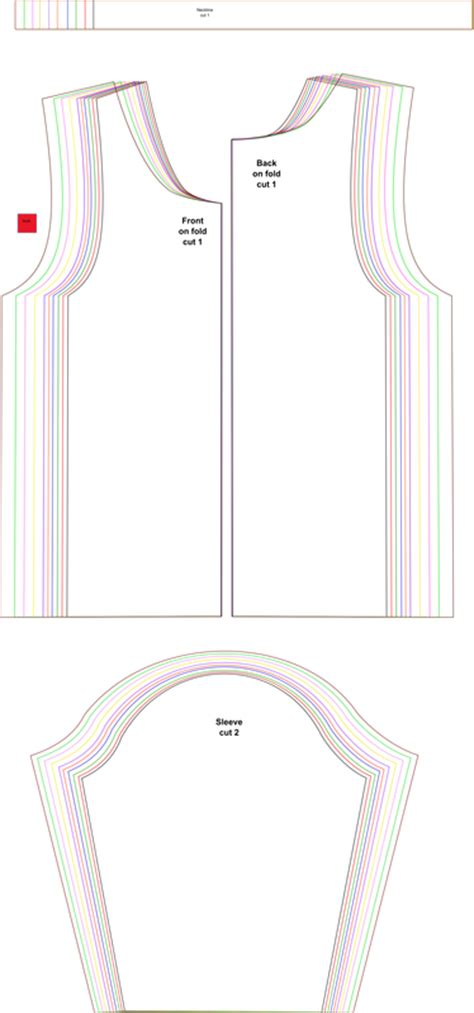 lining t shirt pattern free sewing patterns and tutorials on the cutting floor