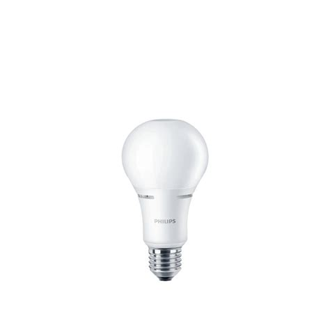 150w Equivalent Led Light Bulb Philips 50 100 150w Equivalent A21 3 Way Soft White Led Light Bulb 472423 The Home Depot