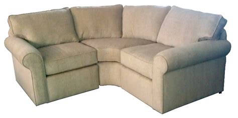 rounded sectional sofa small corner sectional sofa smalltowndjs com