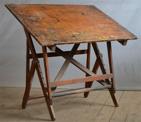 antique drafting table 1000 ideas about drafting tables on vintage