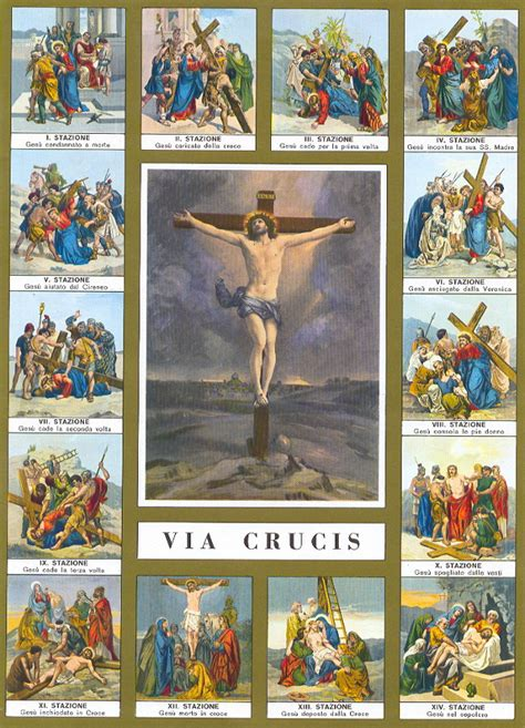 161 ven se 241 or jes 250 s el v 205 a crucis