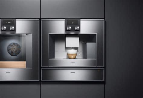 Series 400 espresso machine by Gaggenau   STYLEPARK