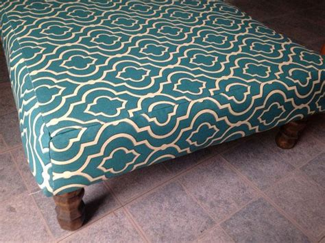 teal ottoman coffee table teal trellis coffee table ottoman