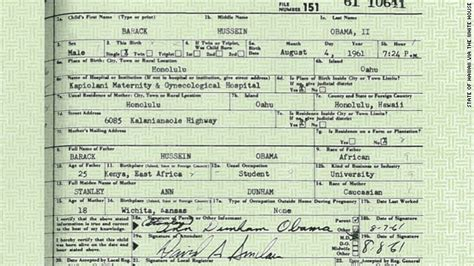 george w bush birth what about clinton s birth certificate bush s ford s kennedy s this just in cnn com blogs