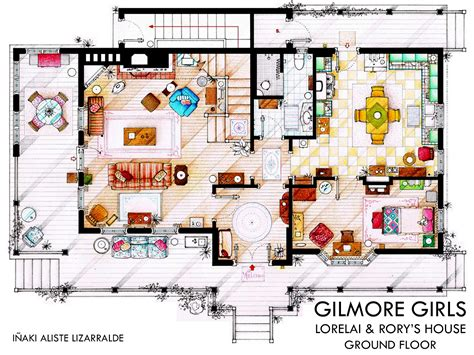 gilmore girls house plan 1000 images about gilmore girls on pinterest gilmore girls gilmore girls house and