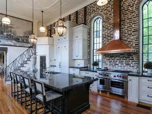 Kitchen Wall Design One Wall Kitchen Design Pictures Ideas Tips From Hgtv Hgtv