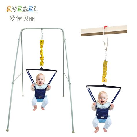 bouncing swing baby evebel baby jumping bouncing baby swing chair baby fitness