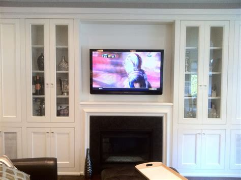 With fireplace appalling creative curtain a wall units with fireplace