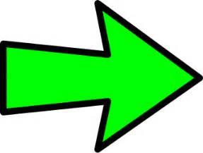 color arrow arrow outline green right signs symbol arrows arrows