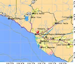 ventura california map ventura california ca 93003 profile population maps