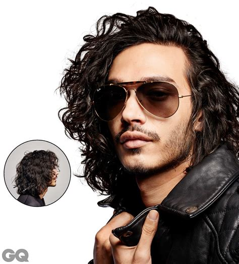 gq hairstyles for wavy hair the coolest haircuts right now gq india look good