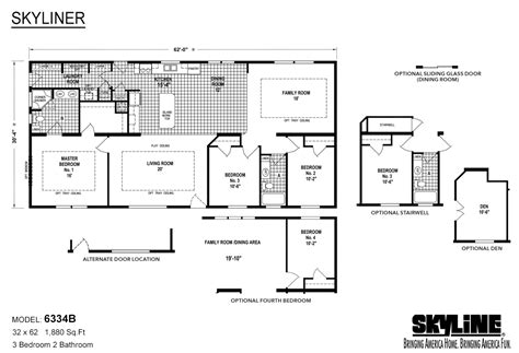 tropiano s new home blueprints page d h homes in garden city ks manufactured home dealer