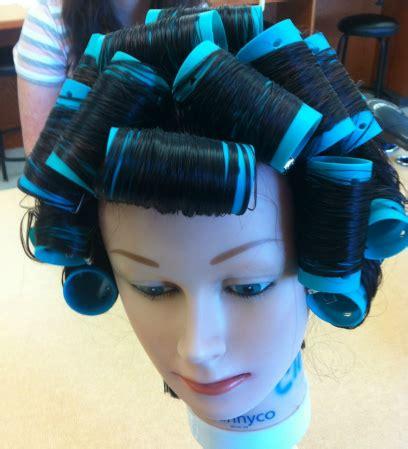 brick pattern roller set brick lay roller sectioning hair nails makeup