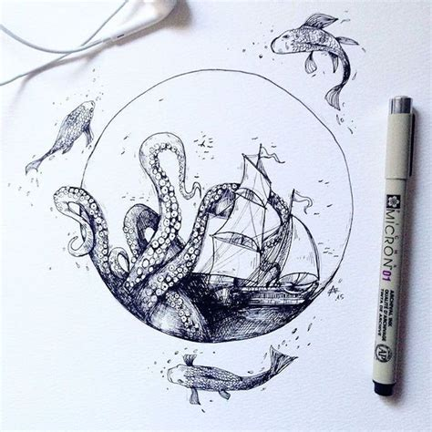 pen doodle um best 25 pen drawings ideas on daily drawing