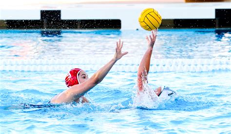 Eller Mba Polos by Water Polo Rides Defense To Conference Title Since