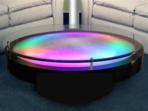 gestalten sie ihr wohnzimmer virtuell led tisch f 252 r eine m 228 rchenhafte atmosph 228 re
