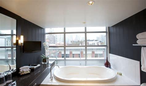 opus bathrooms opus hotel vancouver canadian affair