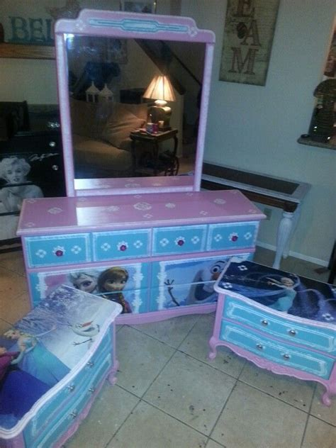 Frozen Dressers by 25 Best Images About Decoupage Ideas On