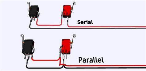 wiring switches in parallel diagram 35 wiring diagram