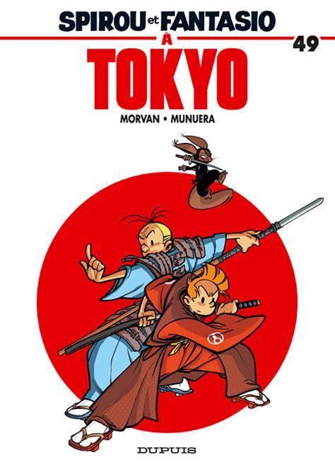 Komik 4 Petualangan Spirou Fantasio 187 archive du 187 spirou by