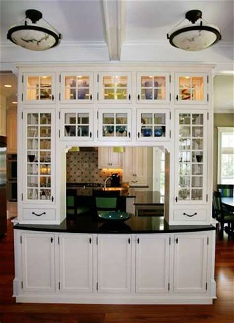 top 25 ideas about divider between kitchen on
