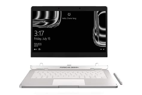Book One porsche design book one 2 in 1 out hinges surface book