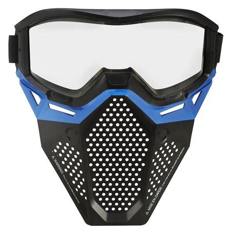 nerf rival mask team blue new ebay