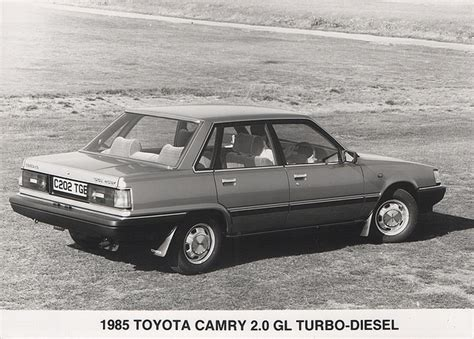 Toyota Camry Turbo Diesel Toyota Camry Turbo Diesel Photos And Comments Www