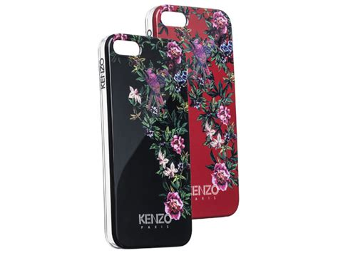kenzo paris designer case voor iphone