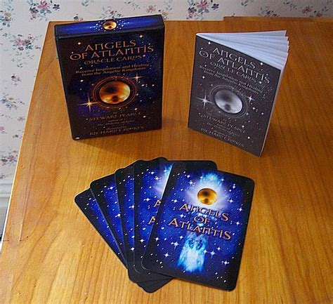 angels  atlantis oracle cards meaning