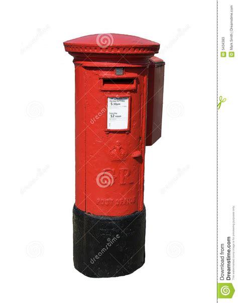 cassetta della posta in inglese cassetta postale inglese immagine stock immagine di