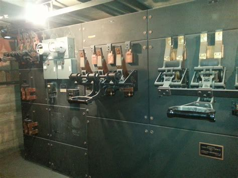 Cabinets Chicago File Antique Electrical Switchboard Jpg Wikimedia Commons