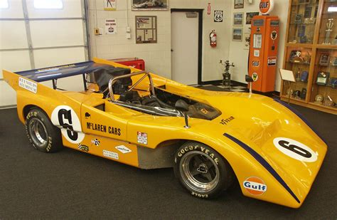 mclaren value 1970 mclaren m8d pictures history value research news