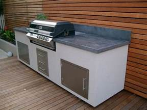 Outdoor Kitchen Designs Melbourne cuisine ext 233 rieure en b 233 ton 9 designs 5 bonnes raisons