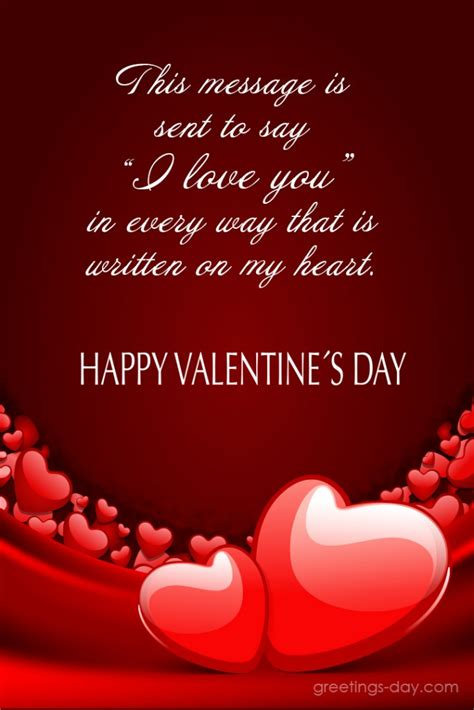valentines message for him s day card messages to him sent cards to social