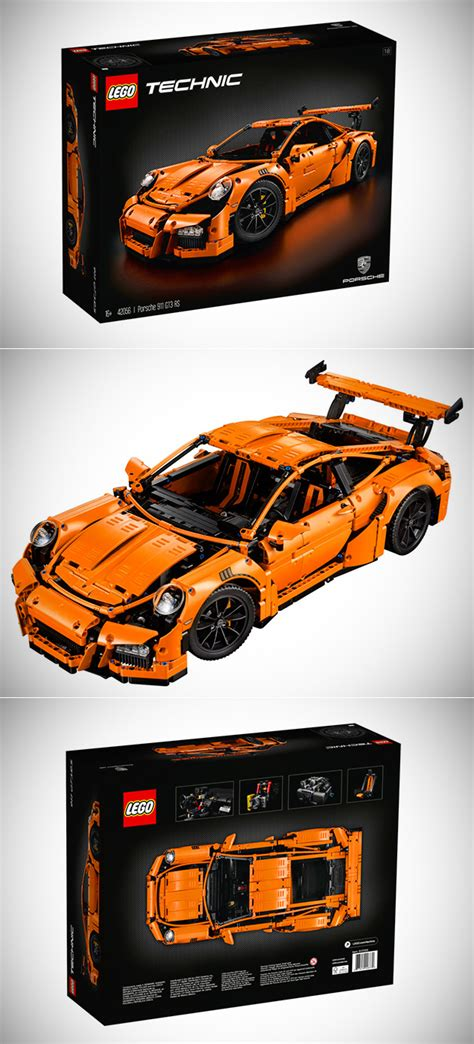 lego technic porsche engine lego technic porsche 911 gt3 rs has moving engine parts