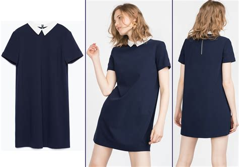 Collar Zara Dress zara
