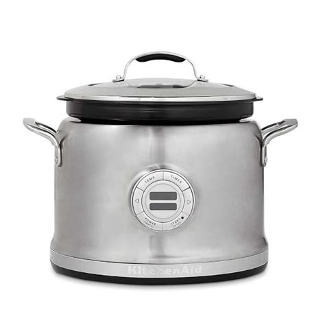 Kitchenaid Cooker Reviews by Kitchenaid 174 4 Qt Stainless Steel Multi Cooker Stir
