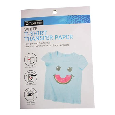 printable iron on transfer paper light t shirt transfer paper kmart