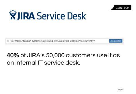 jira service desk gartner jira service desk workshop 2015 glintech