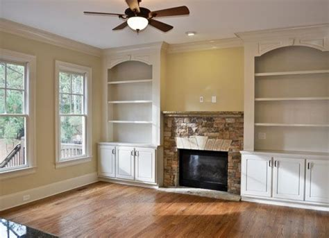 bookshelves around fireplace built ins next to fireplace crown molding fireplace