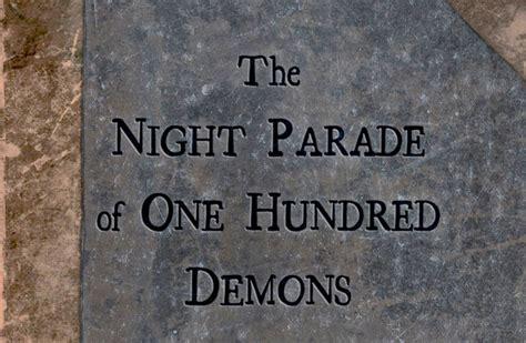 one hundred demons choosing the best yokai books for you