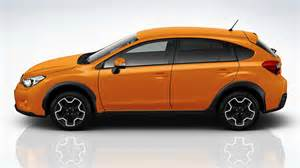 Orange Subaru 2013 Subaru Xv Tangerine Orange Pearl Picture Number 577872