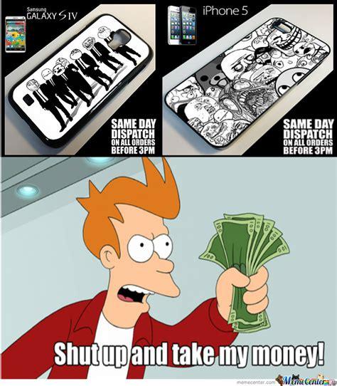 Shut Up And Take My Money Meme - shut up and take my money by nadavlugassy meme center