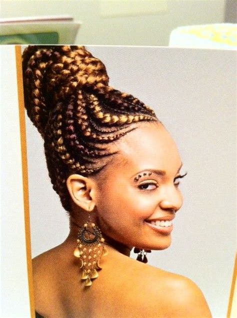 afro hairstyles on pinterest african braid hair styles african goddess braids bike