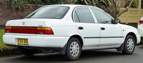 books on how cars work 1999 toyota corolla spare parts catalogs file 1996 1999 toyota corolla ae101r csi sedan 2011 06 15 02 jpg wikimedia commons