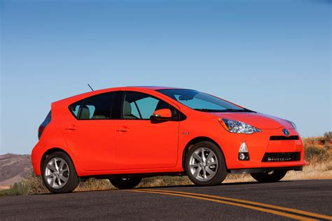 how much gas does a smart car hold 2013 toyota prius c reviews test drives green car reports